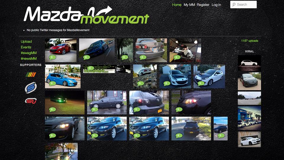 MazdaMovement